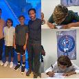 UFFICIALE - Altri due giovani per il settore giovanile azzurro arrivano dalla Cantera Napoli: si tratta di Cafasso e Musella [FOTO]