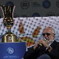 CdM - De Laurentiis carica l'ambiente e affida il Napoli a Osimhen, poi l'attacco alla Uefa