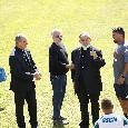 """Siparietto De Laurentiis-Sepe: """"Il progetto Napoli? Con Gattuso siamo ad un ottimo punto! Serie A falsata, dovremmo dire alla UEFA 'noi ci fermiamo'. Stanno spremendo calcio e tifosi"""""""