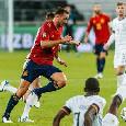 Spagna-Ucraina 4-0: Fabian in panchina per tutto il match