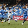 RILEGGI DIRETTA - Napoli-Pescara 4-0 (22' Zielinski, 71' Ciciretti, 73' Mertens, 90'+1 Petagna): l'arbitro decreta la fine del match!