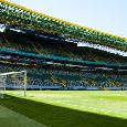 Annullata Sporting Lisbona-Napoli, Gattuso reinventa il programma: allenamento all'Alvalade e poi rientro in città