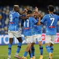 Dal ritorno dei tifosi al San Paolo all'esplosione dell'asse Osimhen-Lozano: tutte le emozioni di Napoli-Genoa 6-0 [FOTOGALLERY CN24]