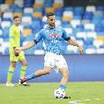 Anche Manolas omaggia il suo Napoli su Instagram dopo la vittoria contro l'Atalanta