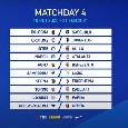 DIRETTA - Diretta gol Serie A - Risultati live della 4° giornata: Crotone-Juve 1-1