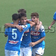 Under 17, Napoli-Cosenza 1 a 0: gli highlights della gara [VIDEO]