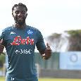 Napoli-Atalanta, le statistiche: Bakayoko potrebbe diventare il terzo francese a segnare col Napoli in A