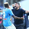 IL GIORNO DOPO Napoli-Atalanta: la pioggia di gol, lo svelto Fabian e l'idea di partenza di Benitez mascherata da Gattuso