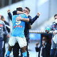 Dalla maglia anti-violenza di Osimhen all'abbraccio sorridente con Gattuso: le emozioni di Napoli-Atalanta 4-1 [FOTOGALLERY CN24]