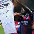 """Dopo Osimhen anche Simy, gol ed esultanza: """"Fermate le violenze della polizia in Nigeria"""" [FOTO]"""