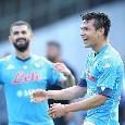Hirving Lozano guida la classifica marcatori in Serie A, avvio record per il messicano [FOTO]