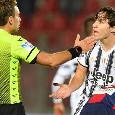 Juventus-Porto 2-1 al 90', i bianconeri obbligati a giocare i supplementari: manca il gol-vittoria nei 90', ospiti in 10 uomini