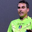 Fourneau 'declassato', da arbitro di Crotone-Juve a quarto uomo in Serie B in 48 ore