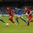 Cds - Gattuso, esordio amaro in Europa League: 73% possesso palla ma vincono gli olandesi