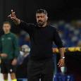 """Pedullà: """"Il Napoli e Gattuso bruciano i tempi: rinnovo fino al 2023 a un passo e senza clausole! Le cifre"""""""