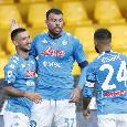 Dall'esplosione di Petagna al faccia a faccia tra gli Insigne: le emozioni di Benevento-Napoli 1-2 [FOTOGALLERY CN24]