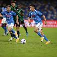 Pagelle Napoli-Sassuolo, i voti: con Osimhen ci vorrà pazienza, Lozano inconcludente! Mertens e Fabian male, Di Lorenzo a vuoto