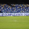 Dagli auguri a Maradona alla desolazione di Osimhen: le emozioni di Napoli-Sassuolo 0-2 [FOTOGALLERY CN24]