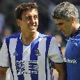 Europa League, le avversarie del Napoli: la Real Sociedad batte 2-0 il Granada e vola in testa alla Liga