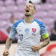 """Hamsik verso la sfida contro la Polonia: """"Non vedo l'ora, Zielinski tra i più pericolosi"""""""
