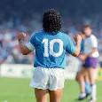 Addio Maradona, il ricordo: i palleggi col bicchiere monouso, gli acquisti nel negozio di Antognoni, la battuta di Volpecina e l'emozione di Santana [ESCLUSIVA]