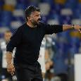 Probabili formazioni Napoli-Sampdoria: tornano Meret e Demme, Gattuso sceglie ancora Zielinski. Candreva e Quagliarella guidano i genovesi