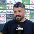"""Gattuso a Sky: """"Per come siamo noi, è peggio avere a disposizione due risultati su tre: servirà un grande Napoli"""""""