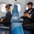 Europa League, Real Sociedad atterrata a Napoli: nel pomeriggio la conferenza stampa