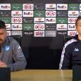 """Gattuso in conferenza: """"Soddisfatto del primo anno di Napoli, squadra perfetta per la mia idea di calcio. Girone duro fin dal sorteggio. Fabian? E' pienamente recuperato. Emozione e responsabilità nell'esordire allo stadio Maradona"""""""