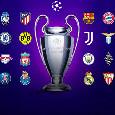 DIRETTA - Sorteggi Champions League, ottavi di finale: Lazio-Bayern Monaco e Atalanta-Real Madrid! Juve fortunata, c'è il Porto