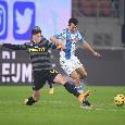 Pagelle Inter-Napoli, i voti: Lozano non lo fermano, Politano si divora il pari! Manolas granitico, crac Mertens