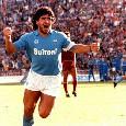 """SSC Napoli, il club ricorda Maradona: """"Oggi la sua prima volta in Serie A"""" [VIDEO]"""