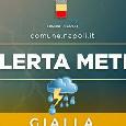 Allerta meteo Napoli, da mezzanotte temporali e forti raffiche di vento: prevista grandine in Campania