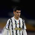 Juventus - Febbre per Morata e Arthur, entrambi in dubbio per la Coppa Italia