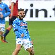 Classifica marcatori del Napoli: Insigne supera Altafini e va a quota 99