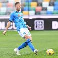 Pagelle Udinese-Napoli: Bakayoko salva la faccia, Fabian autolesionista! Rrahmani sanguinoso, Lozano predica nel deserto