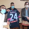 Insigne, gesto commovente: regalata maglia autografata a Gaetano, il giovane gambizzato a settembre [FOTO]