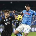 """Il commento della SSC Napoli: """"Guizzo decisivo di Petagna! Di Lorenzo gol da attaccante vero, assalto generoso e ordinato nel finale"""""""