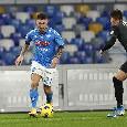 Napoli-Fiorentina 6-0: grandissimo goal di Politano!