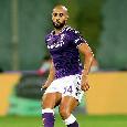 Fiorentina, Prandelli punisce Amrabat: finisce in panchina dopo il brutto gesto