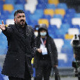 """Gattuso a Lozano prima del goal di Insigne: """"Chucky, la partita è iniziata eh"""""""