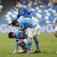 Napoli-Fiorentina 5-0: doppietta per Insigne!