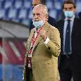 Disastro Napoli, CDM: ADL scuro in volto, via dallo stadio senza passare nello spogliatoio