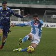 Zaccagni-Napoli, Sportmediaset: frenata nell'operazione, il calciatore tentenna in attesa del Milan