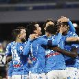 Napoli-Atalanta, le statistiche: azzurri a caccia di un record che dura dal 1987, nell'andata solo quattro vittorie in dodici match