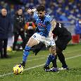 Tuttosport - Ghoulam torna in panchina, Hysaj in marcatura su Berardi