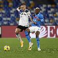 Sky - Osimhen titolare contro l'Atalanta, Gattuso ha sciolto anche gli altri dubbi di formazione