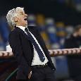 """Atalanta, Gasperini: """"La finale di Coppa Italia conta tanto per noi ed anche per il Napoli. La gara d'andata ci ha dimostrato che..."""""""