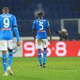 Dalla delusione degli azzurri alla gioia dell'ex Zapata: le emozioni di Atalanta-Napoli 3-1 [FOTOGALLERY CN24]