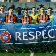La UEFA cancella l'edizione 20/21 della Youth League per il Covid